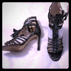 SJP stiletto heeled shoes